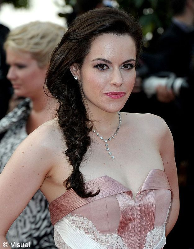 Emily Hampshire 26 mai Cannes