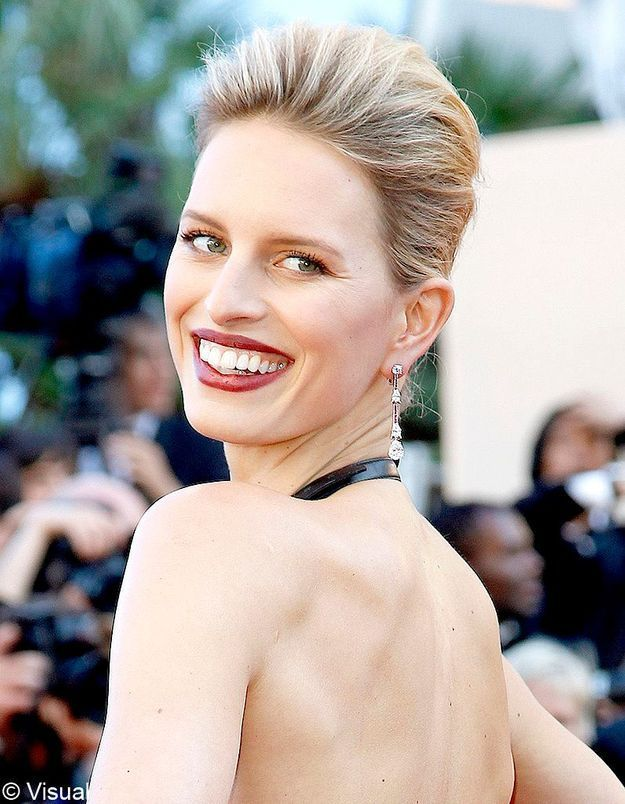 Karolina kurkova 22 mai Cannes