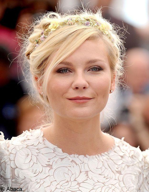 Kristen Dunst 22 mai Cannes