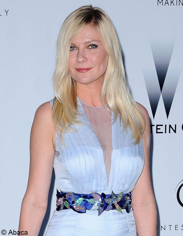 Kristen Dunst 24 mai à Cannes