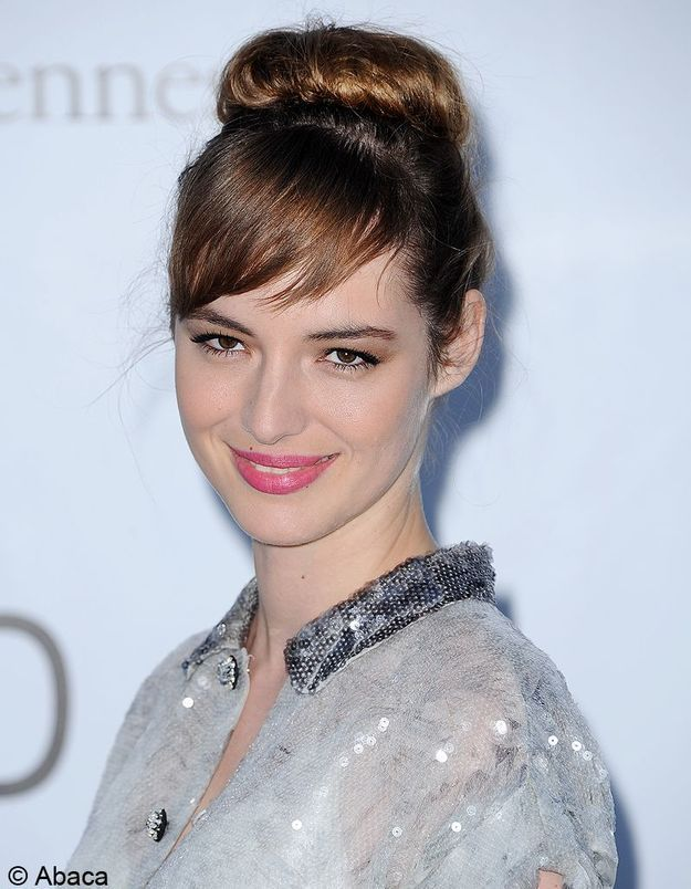 Louise Bourgoin 24 mai à Cannes