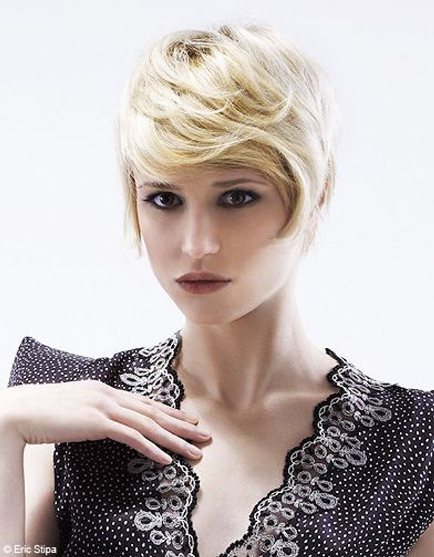 Beaute cheveux coiffure tendance eric stipa St14060
