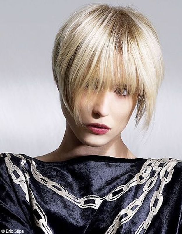 Beaute cheveux coiffure tendance eric stipa St2028