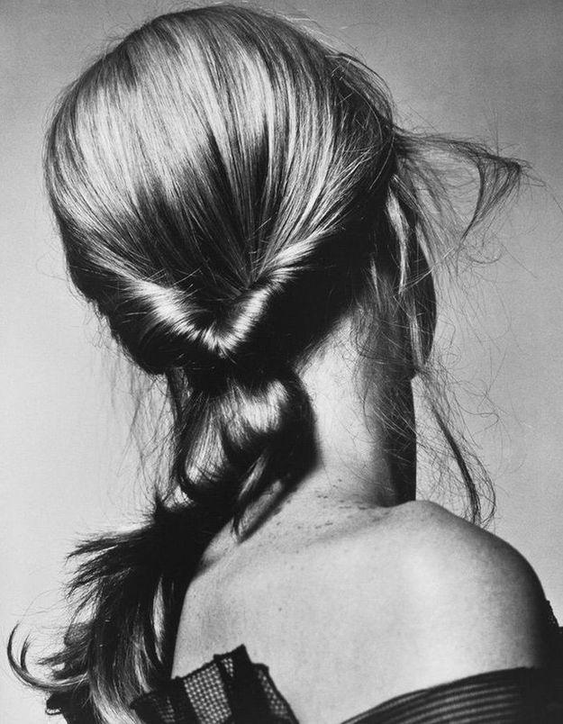 Coiffure cheveux mi-longs facile automne-hiver 2016