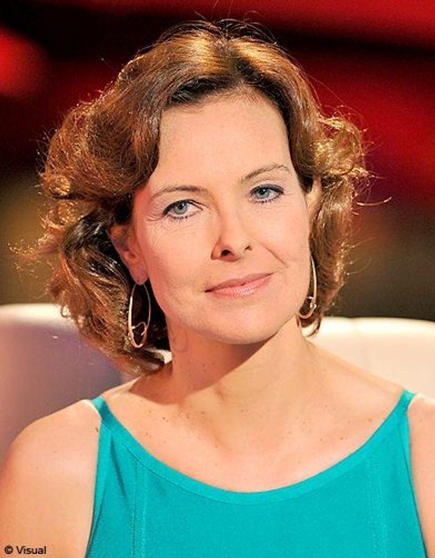 Beaute tendance cheveux coiffure coupe carre people Carole Bouquet