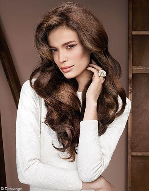Beaute tendance cheveux coiffure hiver desange FeminiteEnigmatique
