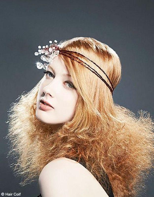 Beaute tendance cheveux coiffure hiver Hair Coif 009