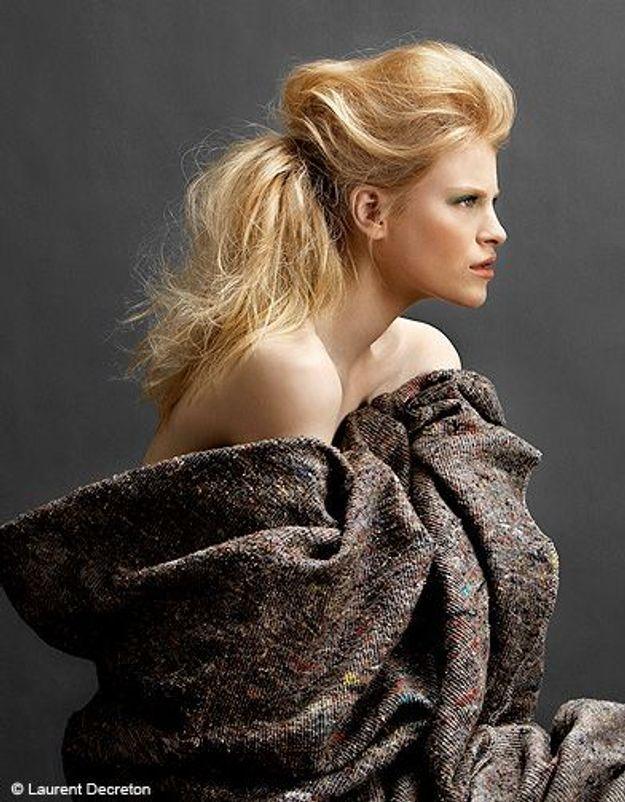 Beaute tendance cheveux coiffure hiver laurent decreton LD TESSA ATTACHE