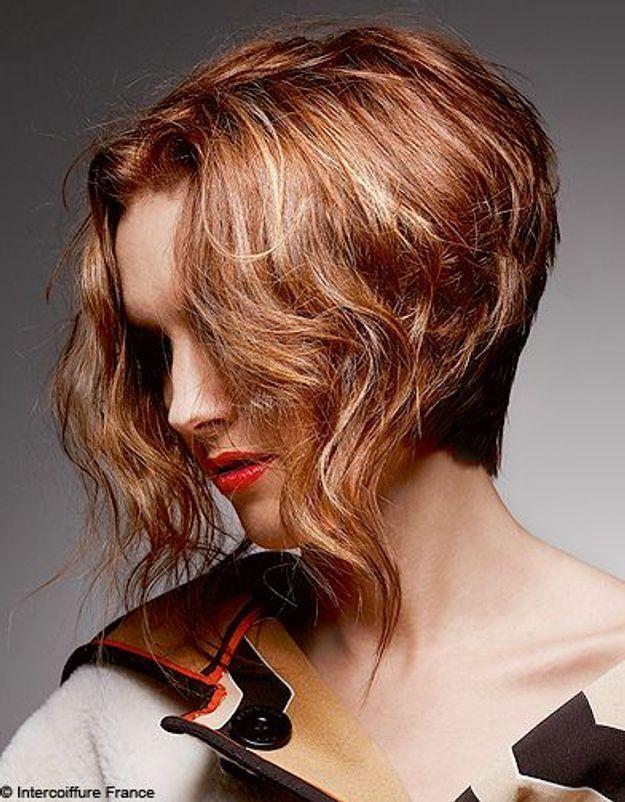 Beaute tendance cheveux coiffure Intercoiffure France 010