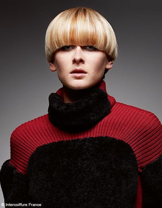 Beaute tendance cheveux coiffure Intercoiffure France 014