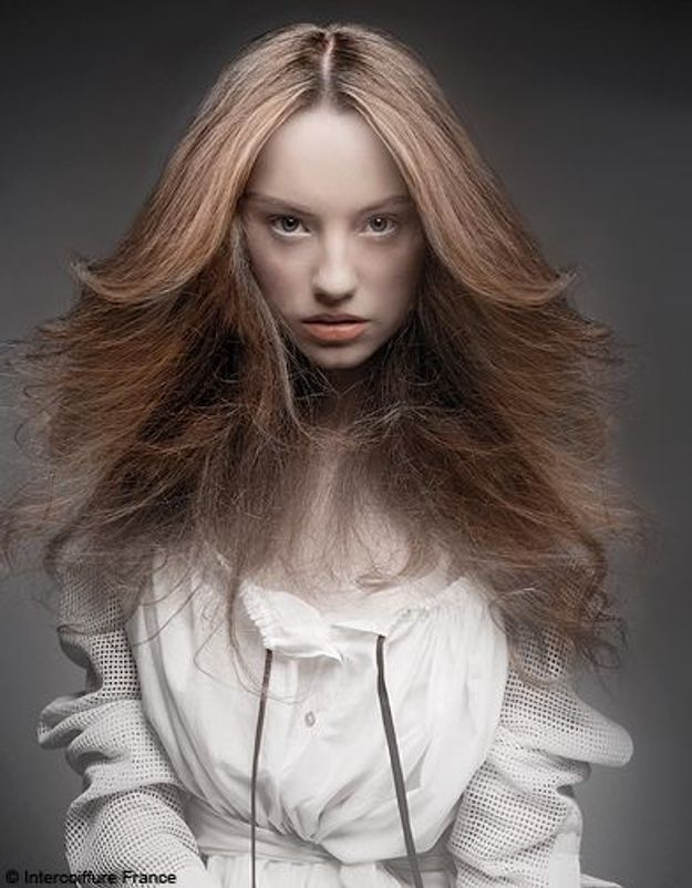 Beaute tendance cheveux coiffure Intercoiffure France 0184