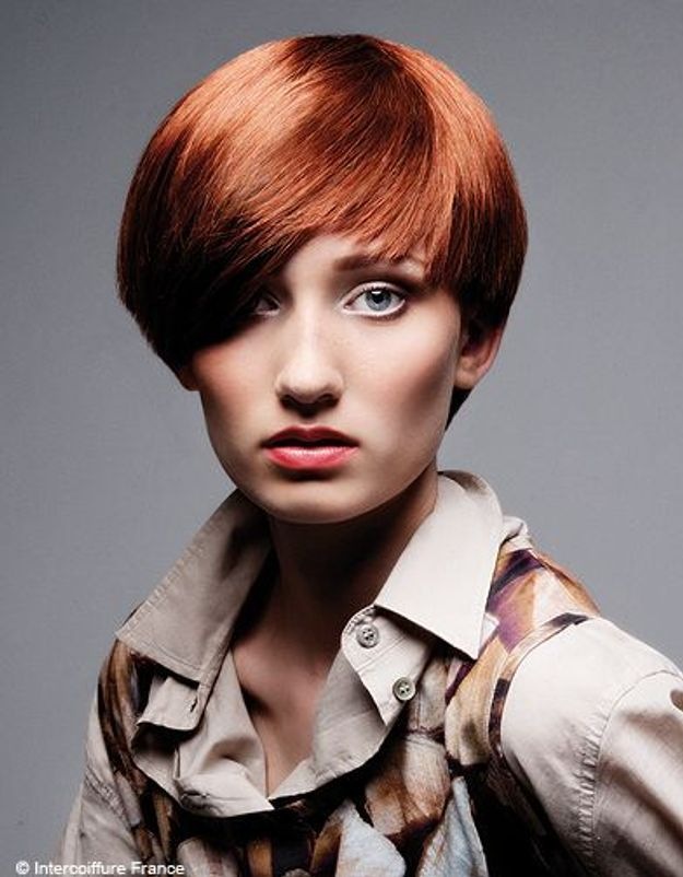 Beaute tendance cheveux coiffure Intercoiffure France 0222