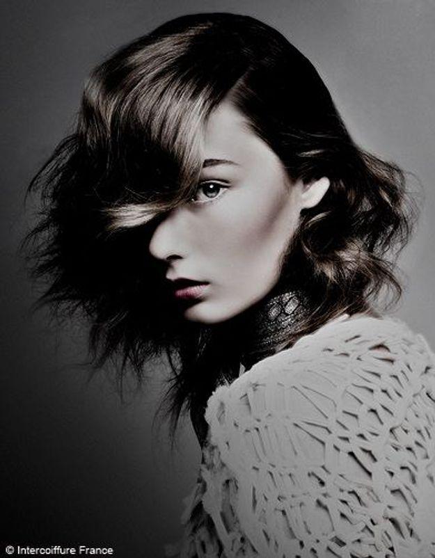 Beaute tendance cheveux coiffure Intercoiffure France 0623