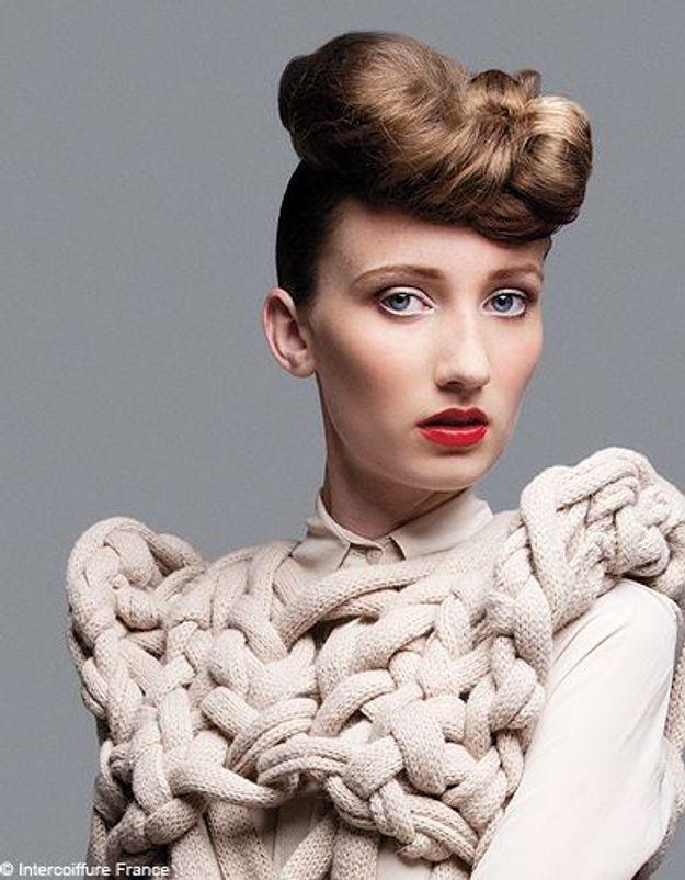 Beaute tendance cheveux coiffure Intercoiffure France 3110
