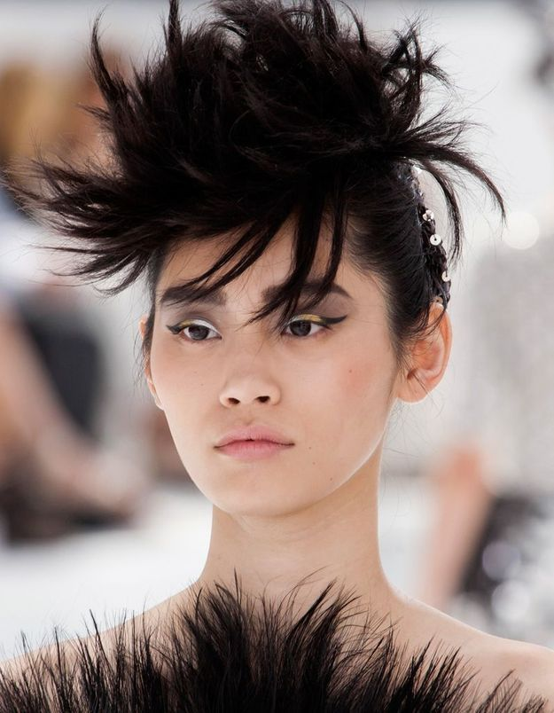 Défilé Chanel haute couture automne-hiver 2014-2015