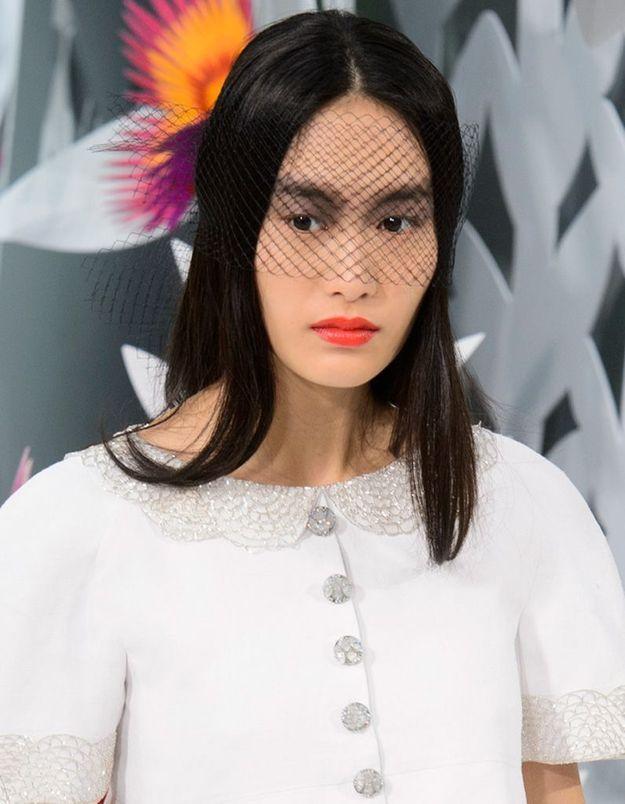 Défilé Chanel haute couture printemps-été 2015