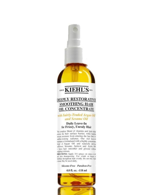 Deeply Restorative Smoothing Hair Oil Concentrate, Kiehl's