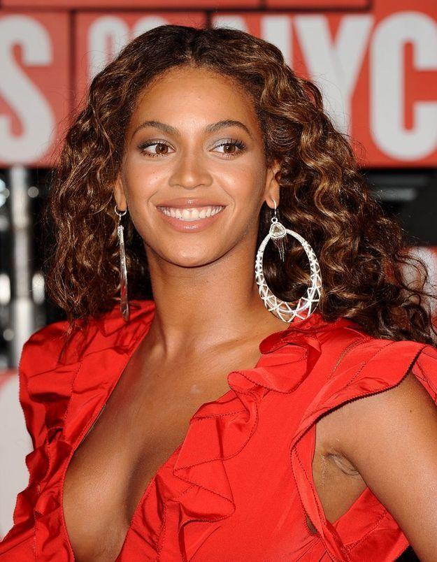 Beyonce en brune