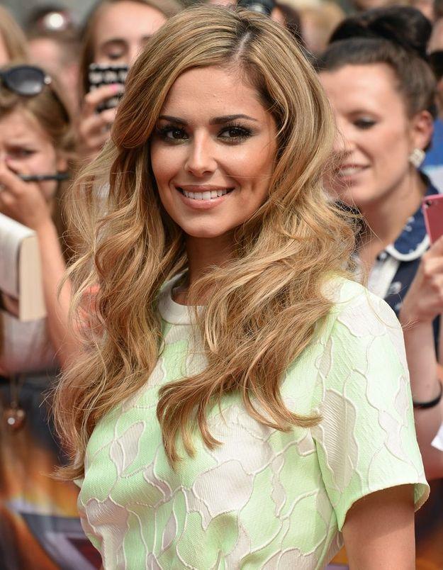 Cheryl Cole en blonde