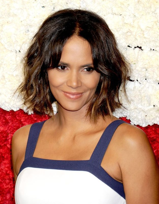 Halle Berry en brune