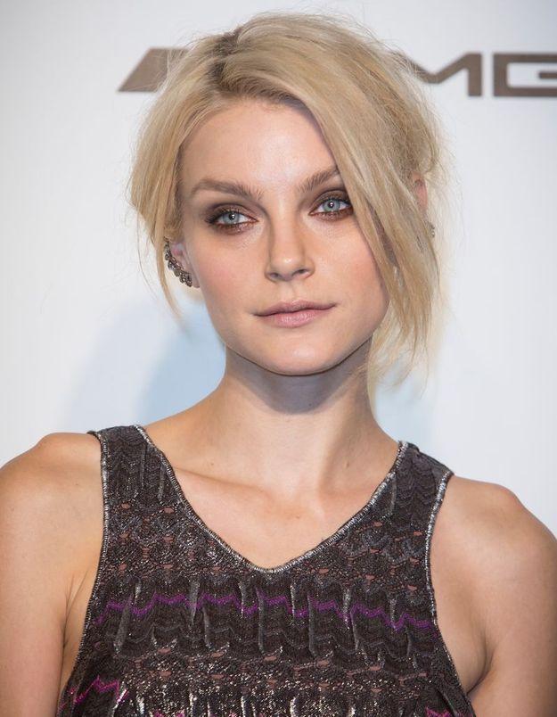 Jessica Stam en blonde