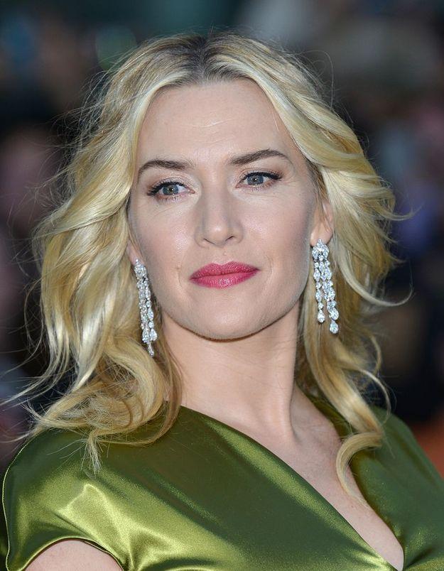 Kate Winslet en blonde