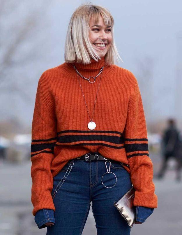 Coloration automne hiver 2018 : le blond clair