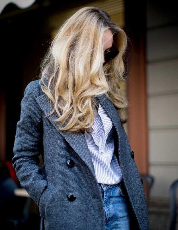 Coloration automne hiver 2018 : le blond lumineux