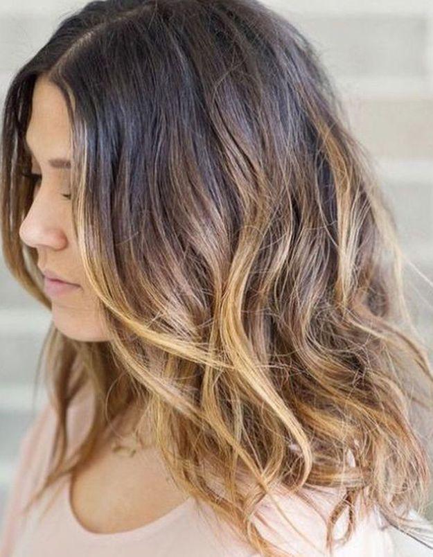 Ombré hair 2018