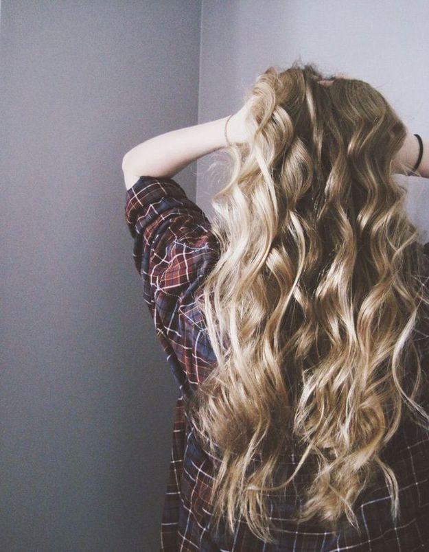 Coupe de cheveux pour cheveux ondulés automne-hiver 2016
