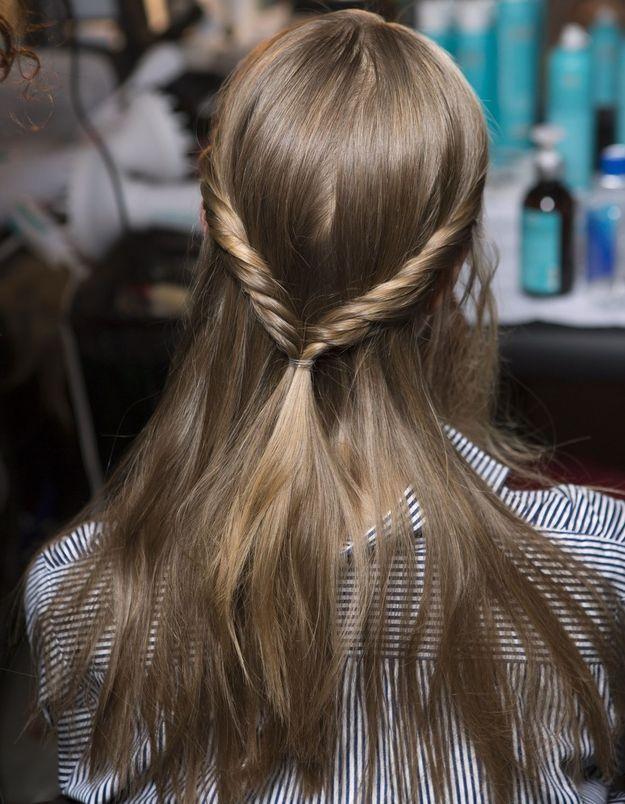 Nos meilleures idées de torsades pour les cheveux faciles à faire