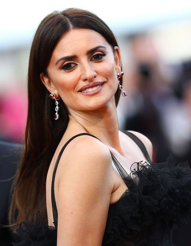 Le brushing impeccable de Penelope Cruz à Cannes
