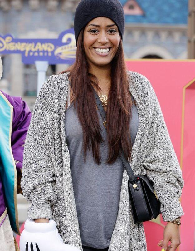 Amel Bent et ses cheveux raides en 2013