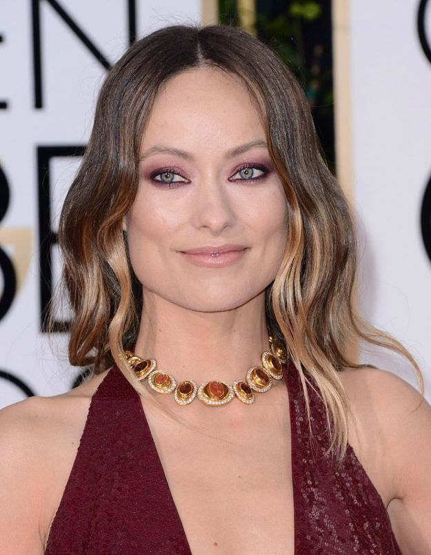Le tie and dye d'Olivia Wilde