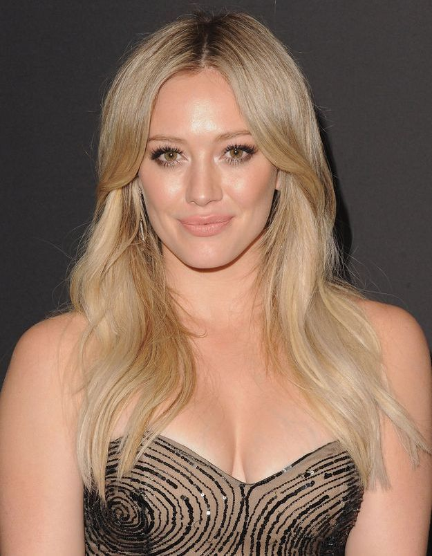 Hilary Duff : changement radical avec sa nouvelle coiffure