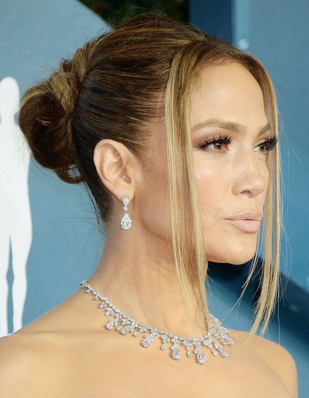 Jennifer Lopez fait renaître cette coiffure culte des années 90