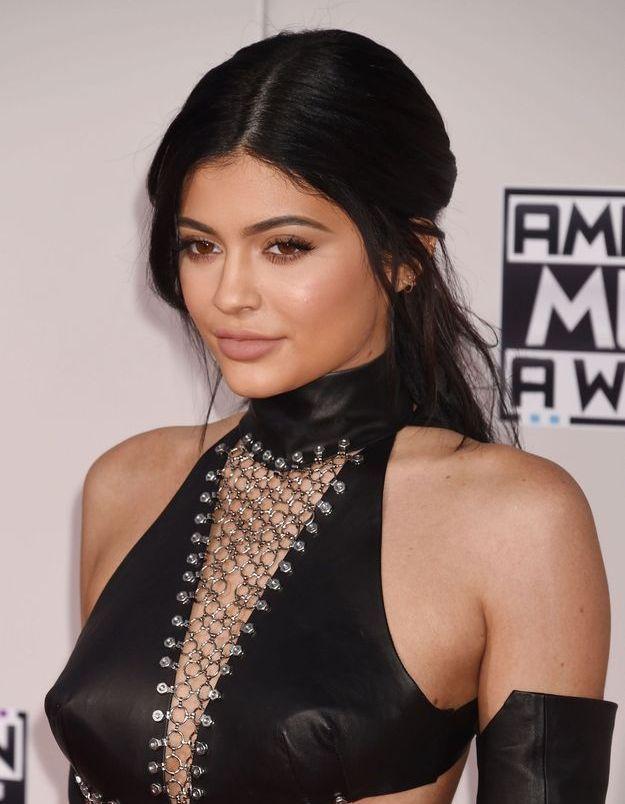 Kylie Jenner et sa ponytail basse