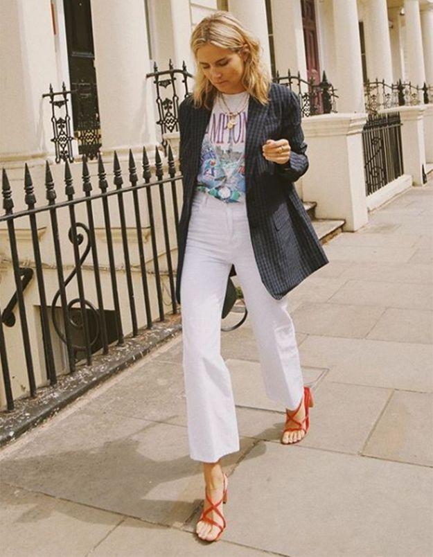 Le lob de la blogueuse mode
