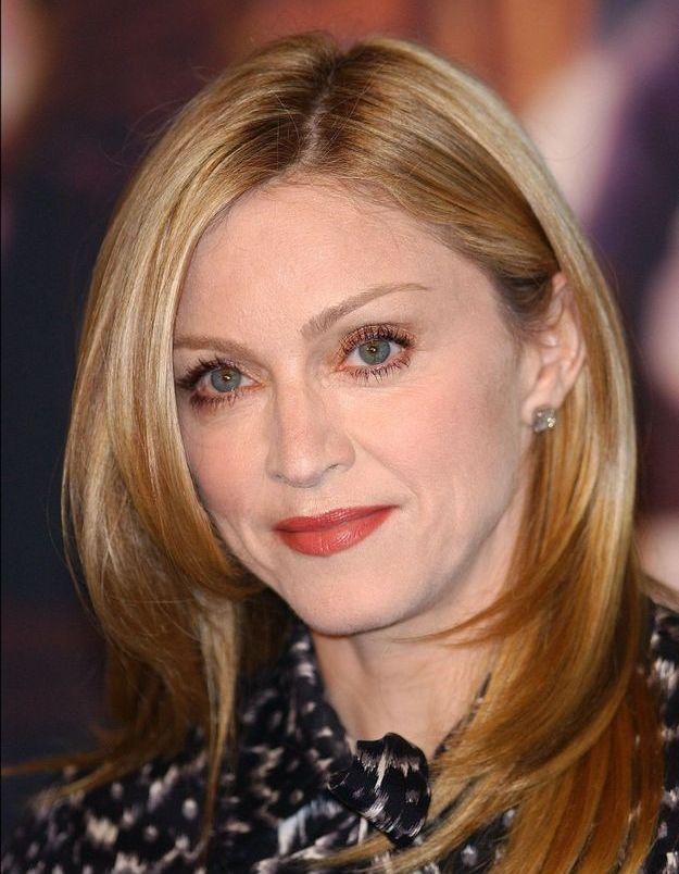 """Madonna arbore un dégradé à la """"Rachel Green"""" de Friends"""