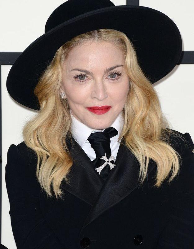 Madonna et son wavy