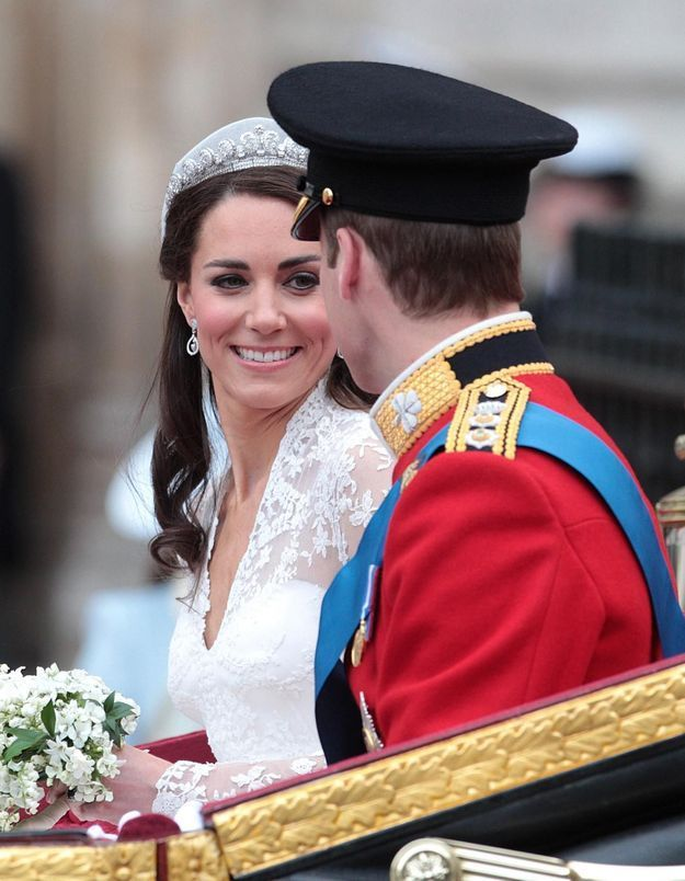On connait enfin le secret du wavy de Kate Middleton à son mariage