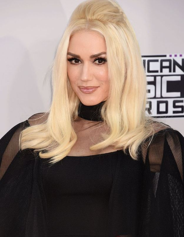 Gwen Stefani et sa perruque