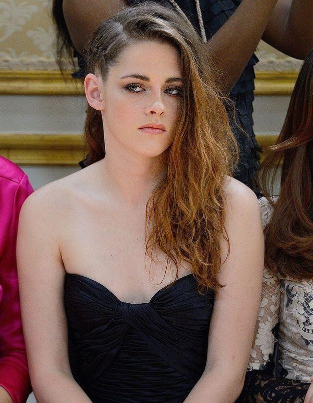La star qui l'adopte: Kristen Stewart