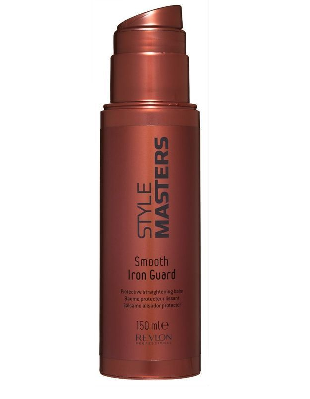 Le bon produit : Smooth Iron Guard Style Masters, Revlon, 150 ml, 17,50 €