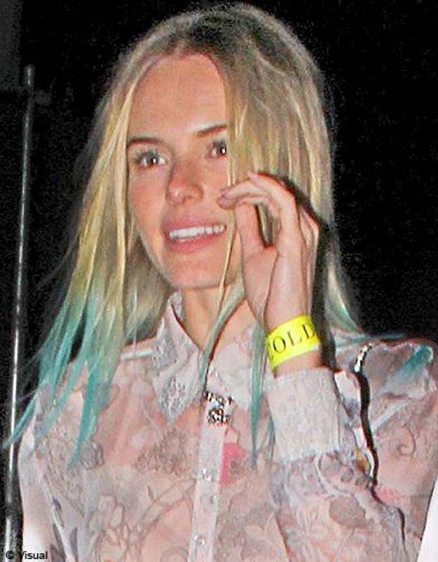 People tendance cheveux bicolore kate bosworth