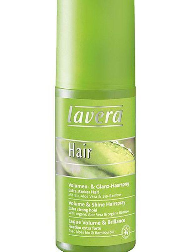 Beaute tendance soin cheveux bio Lavera