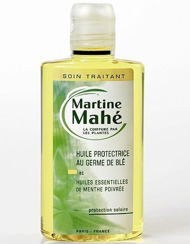 Beaute tendance soin cheveux bio Martine Mahé