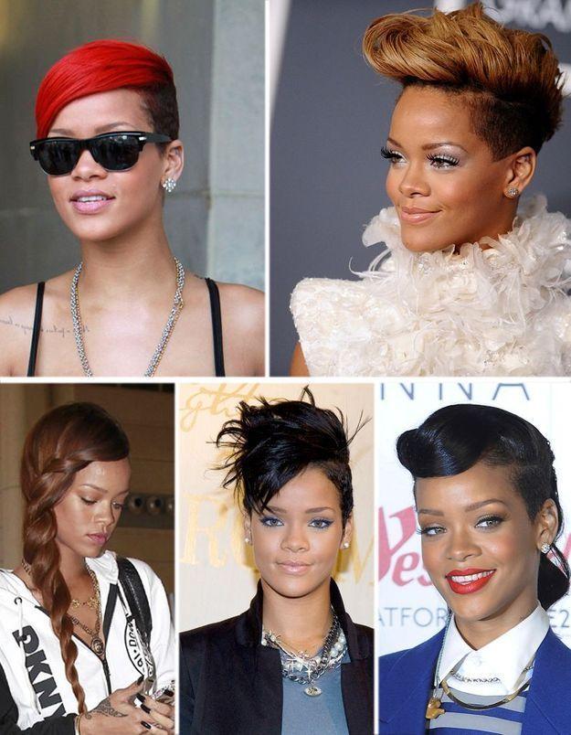 Rihanna, l'experte du déséquilibre