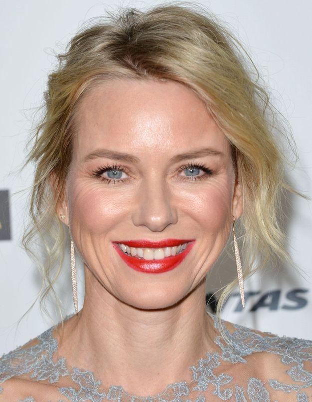 """Naomi Watts : """"Si j'avais le visage engourdi, de quel droit pourrais-je jouer des rôles ?"""""""