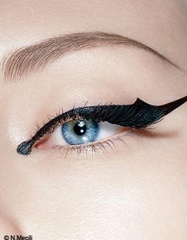 L'eye-liner, c'est fashion !